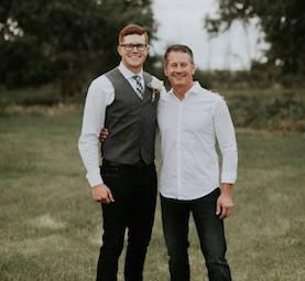 Kent & Isaac Bowers
